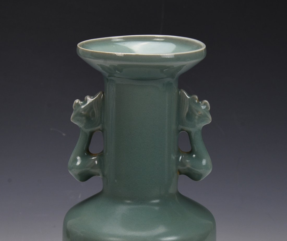 Chinese Longquan Vase - 2