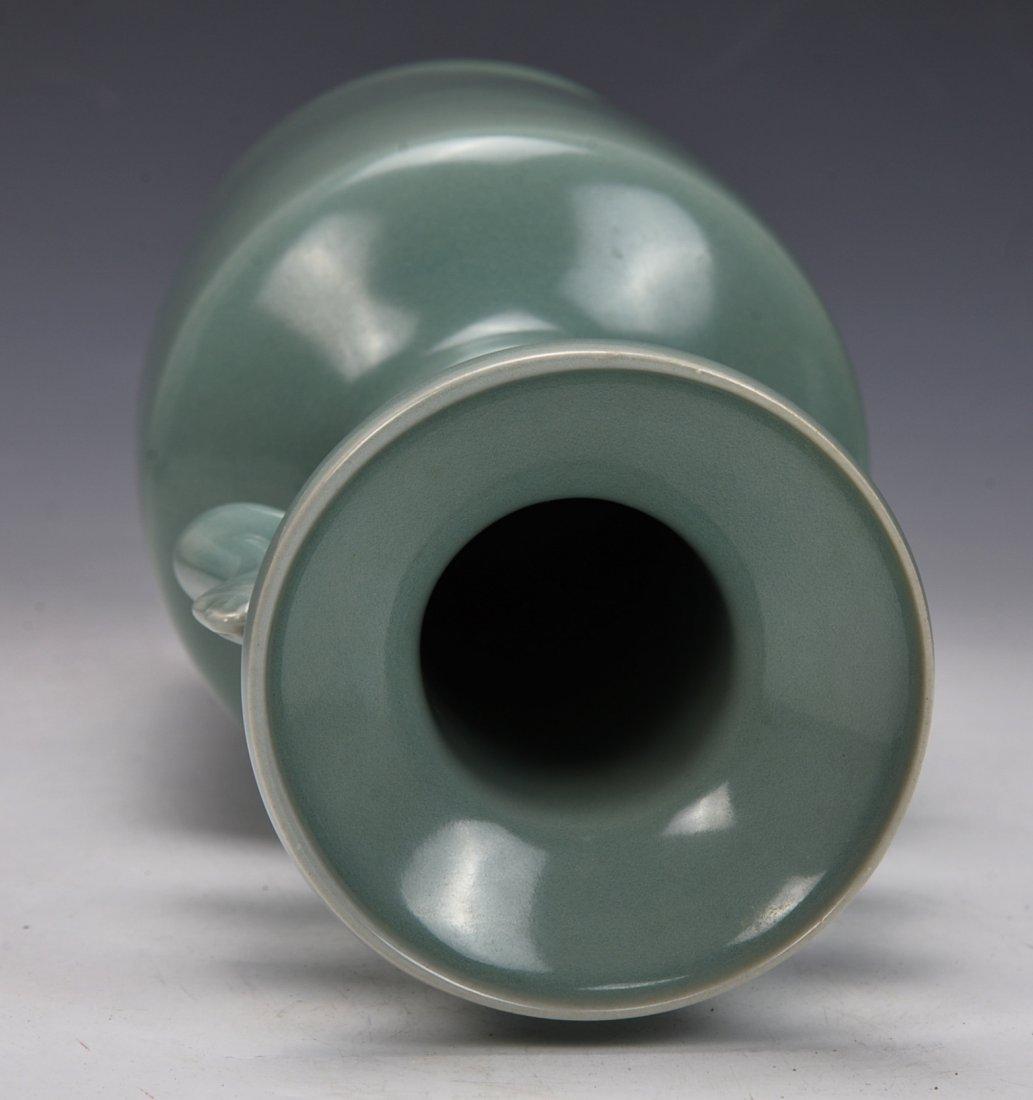 Chinese Longquan Vase - 4