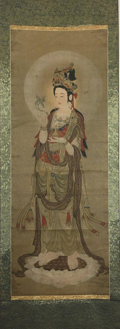Guan Yin figure
