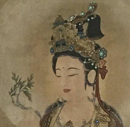 Guan Yin figure - 2