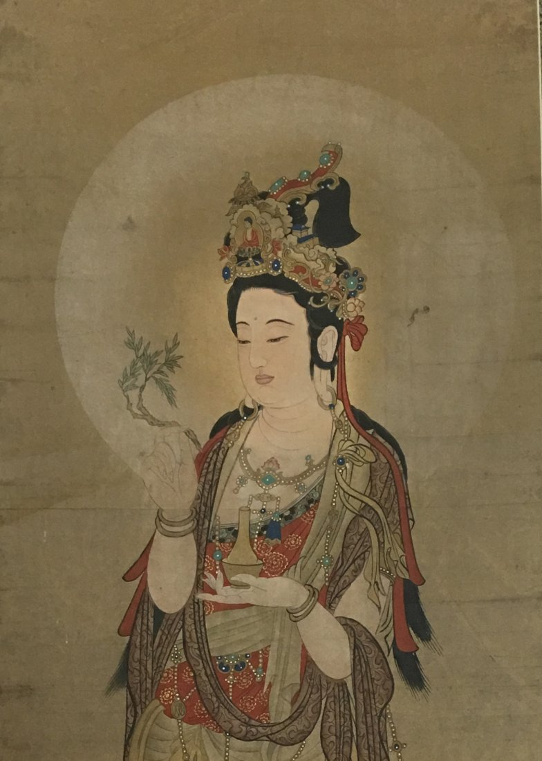 Guan Yin figure - 5