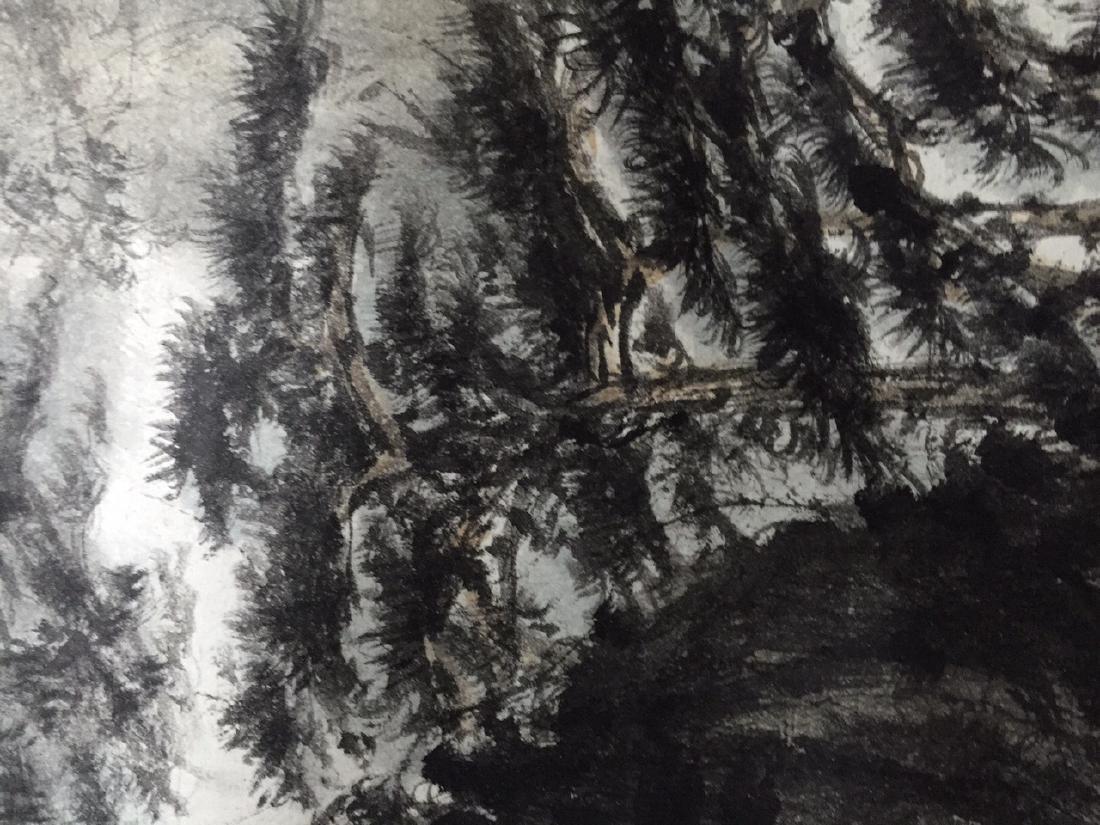 Fu Baoshi (1904-1965), Landscape - 5