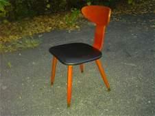 Paul McCobb style MCM sculptural desk chair