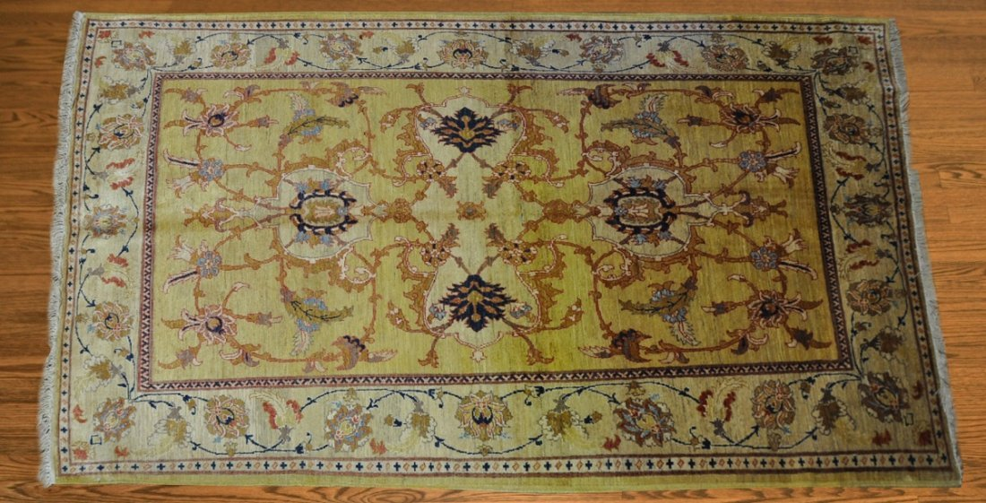 Antic hand made rug