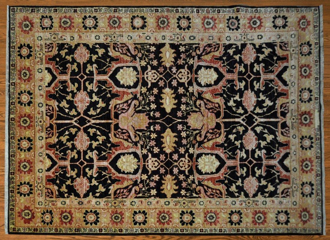 Pakistani tribal, hand made rug