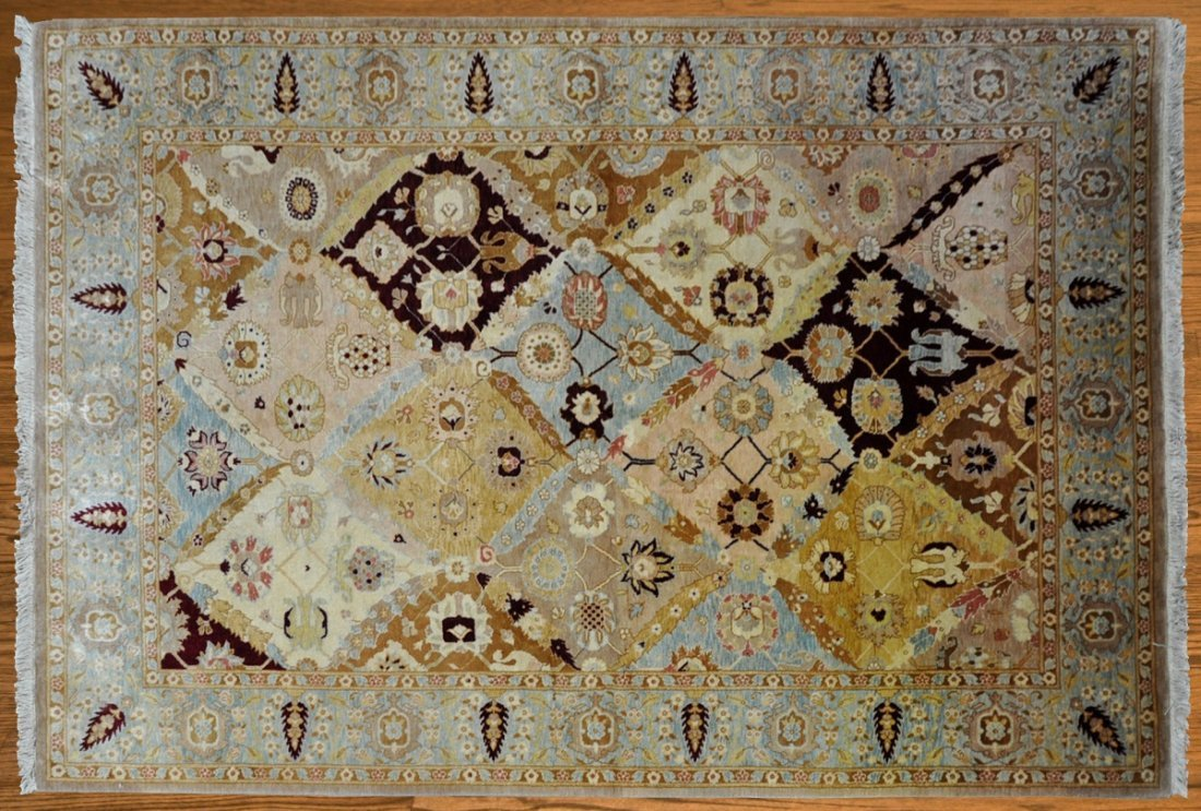 Pakistani hand made rug
