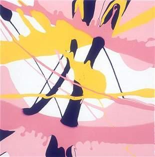 Susan Atkinson: Pink Summer Skies No 2