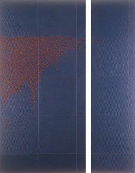 12: Alex Roberts: Untitled Series - Aqua Surfaces