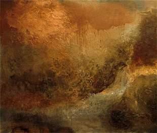 Bernadette Kiely: Sky Painting IV