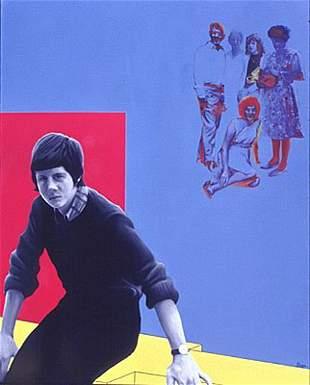 Danny Green: Souvenir de Paris