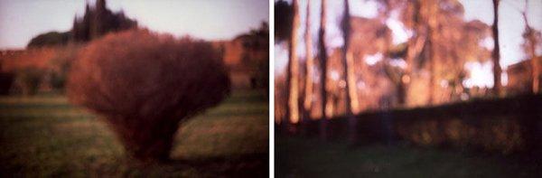 102: David Armstrong: Bush, Tivoli, Wall, Rome 1998