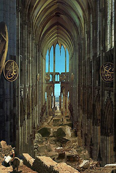 120: AES Group: Cologne Cathedral 1998