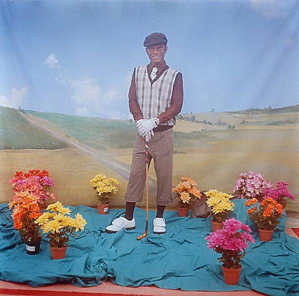 153: Samuel Fosso: Untitled 1998