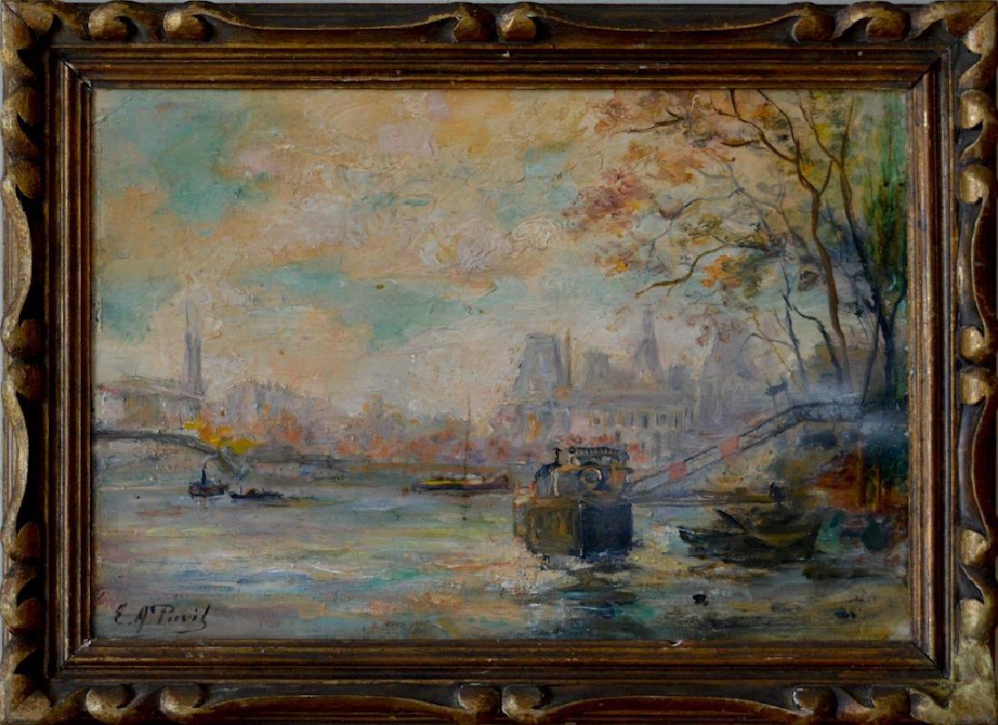 Elie PAVIL (1873-1948) Ukrainian - French