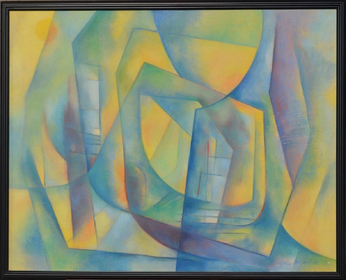 Lydia ZMRHAL (1914-1997) American
