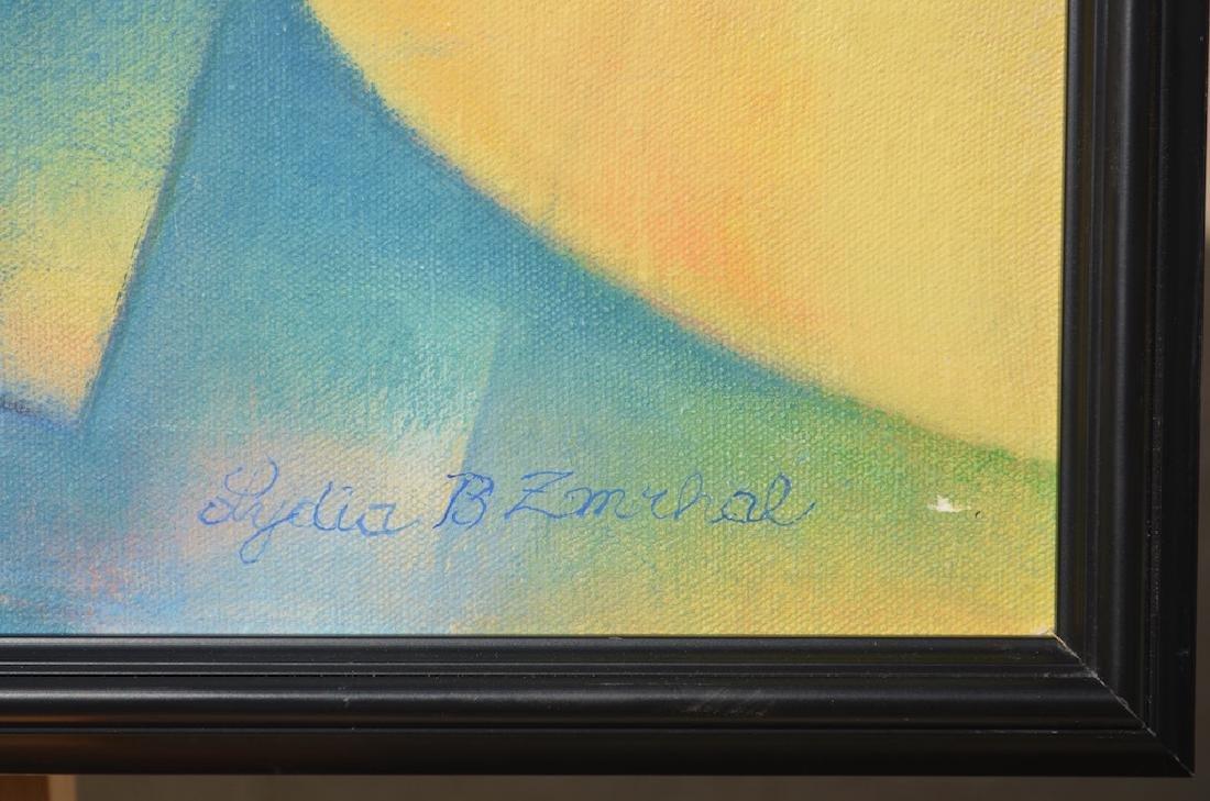 Lydia ZMRHAL (1914-1997) American - 5