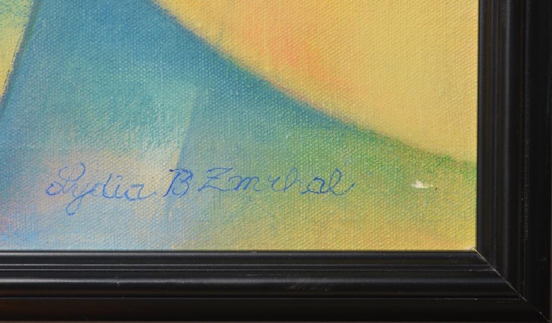 Lydia ZMRHAL (1914-1997) American - 6