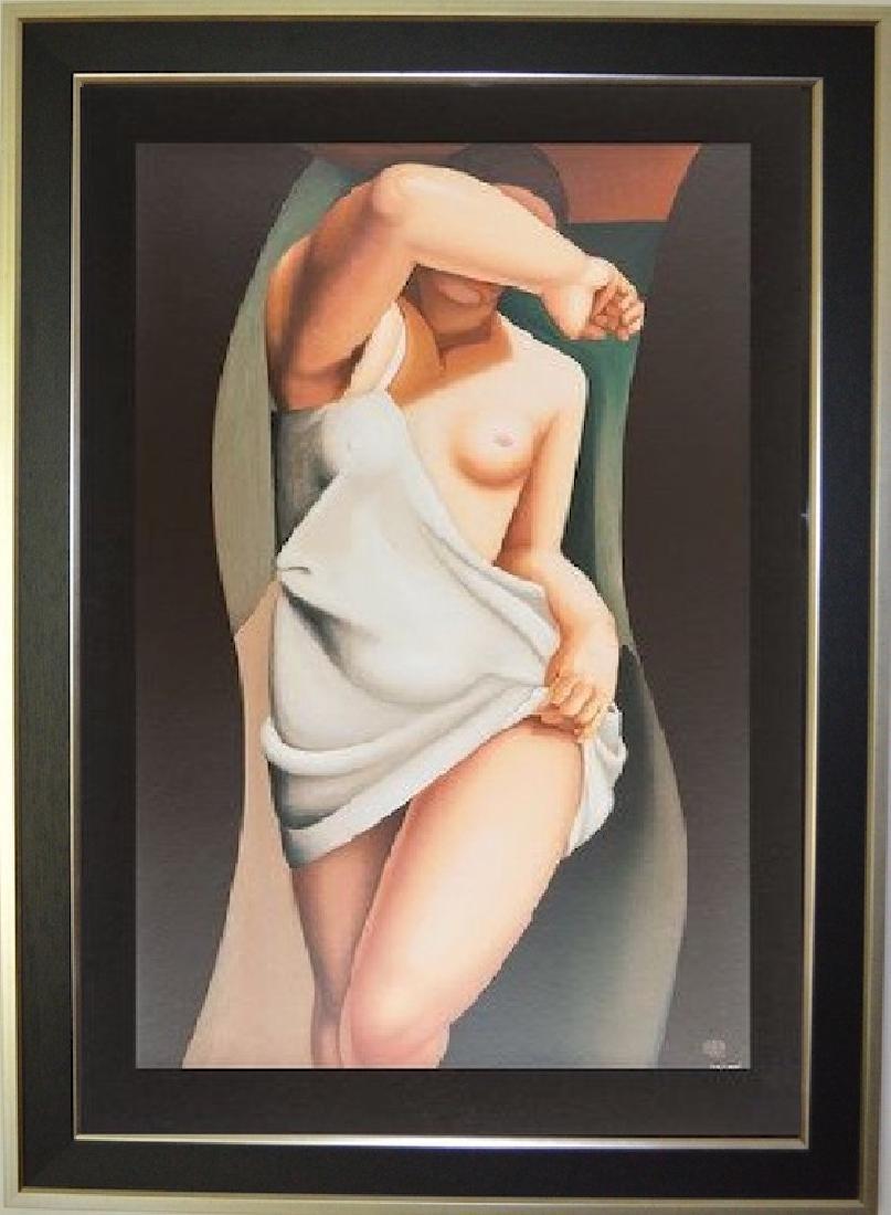 Tamara DE LEMPICKA (1898-1980) Model