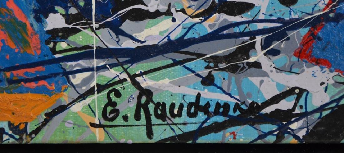 E. ROUDENKO (1897-1987) Ukrainian - French - American - 3