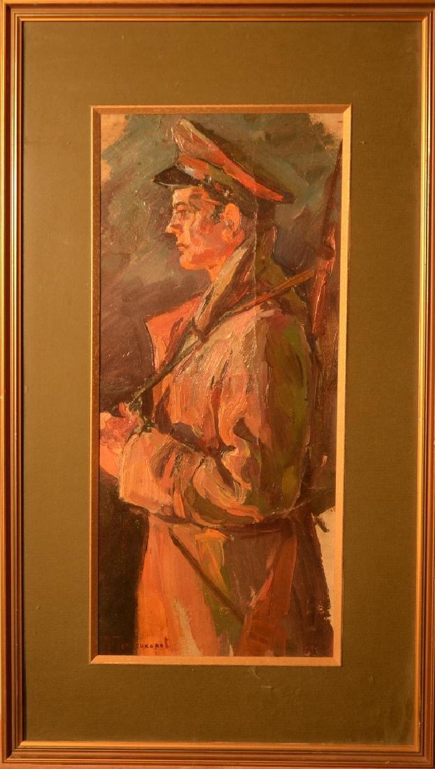 Nikolai TERPSIKHOROV (1890-1960) Russian