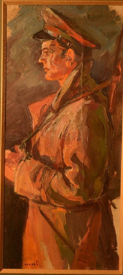 Nikolai TERPSIKHOROV (1890-1960) Russian - 2