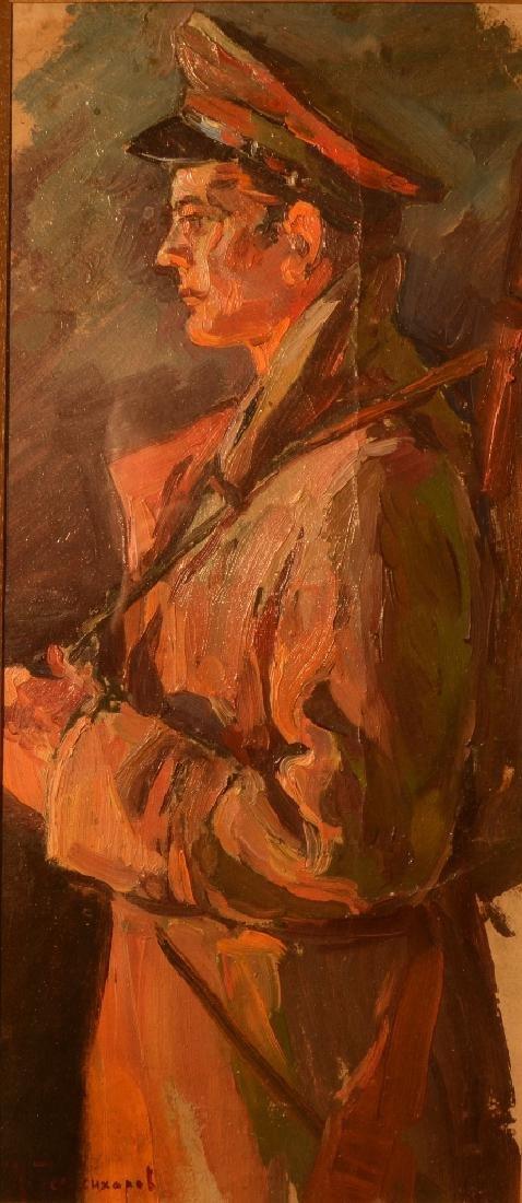 Nikolai TERPSIKHOROV (1890-1960) Russian - 3