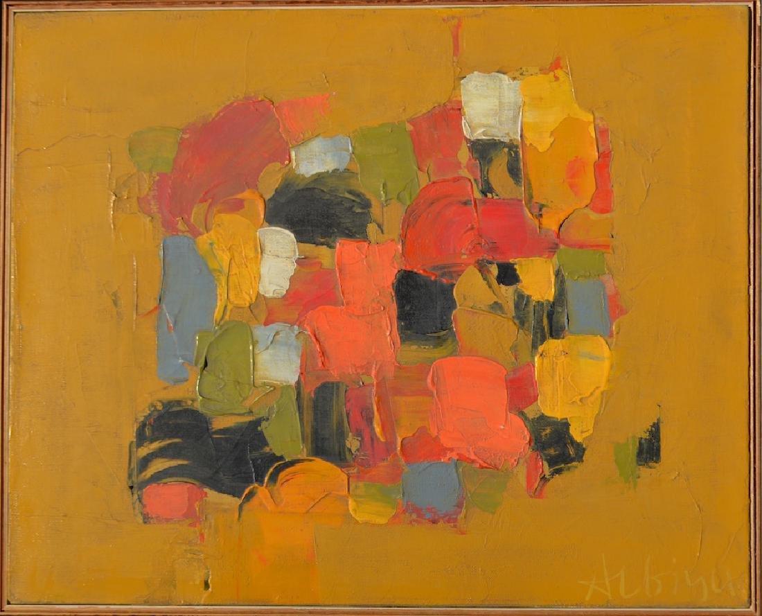 Olga ALBIZU (1924-2005) Puerto Rico - Spanish -
