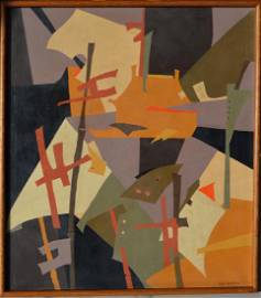 Esphyr SLOBODKINA (1908-2002) Russian - American