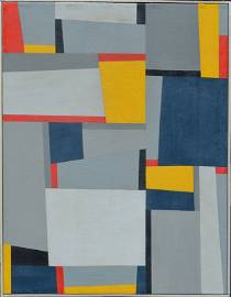 Fritz GLARNER (1899-1972) Swiss - French