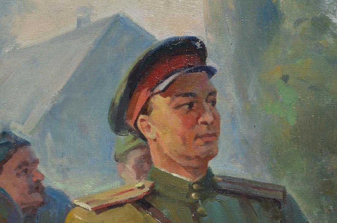 Mark KAPLAN (1905-1983) Ukrainian - Russian - 5