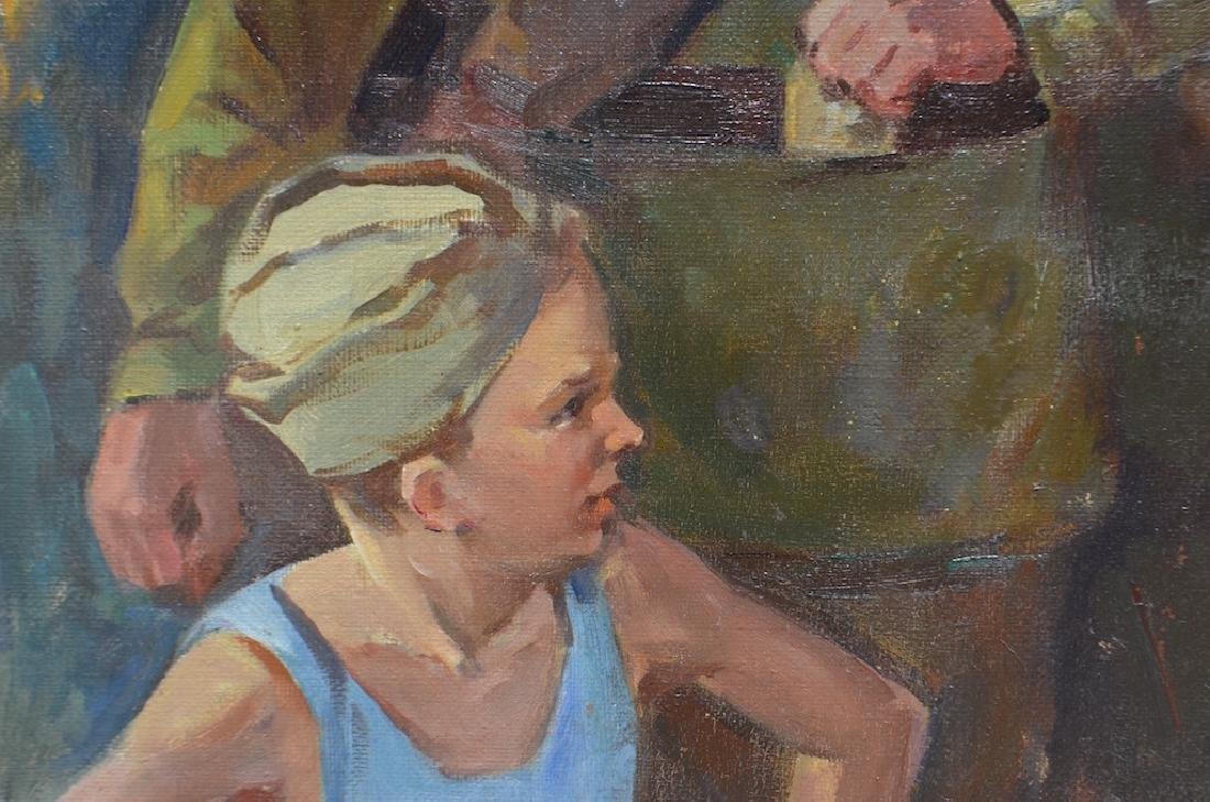 Mark KAPLAN (1905-1983) Ukrainian - Russian - 6
