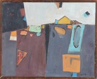 Emerson WOELFFER (1914-2003) American
