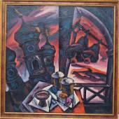 Mikhail KUBLIK (1948) Ukrainian - Russian