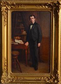 Eduard Schulz-Briesen (1831-1891) Germany