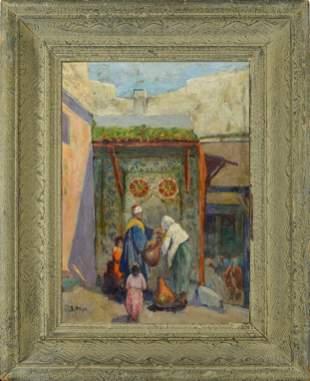 Boris MAJOR (1876-1951) Ukrainian - American