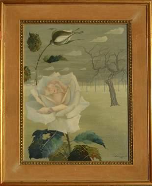 Rastislaw RACOFF (1904-1982) Russian - French