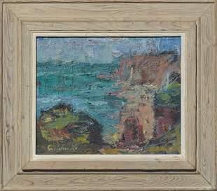 A. GRITCHENKO (1883-1977) Ukrainian - Russian - French