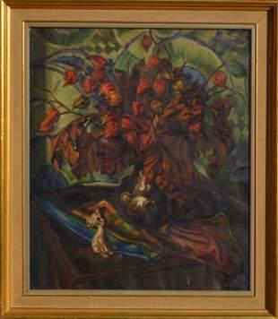 Frank Cohen KIRK (1889-1963) Ukrainian - American