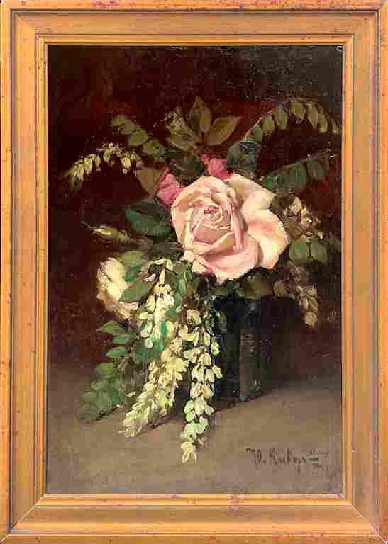 Yuliy KLEVER (1882-1942) Russian