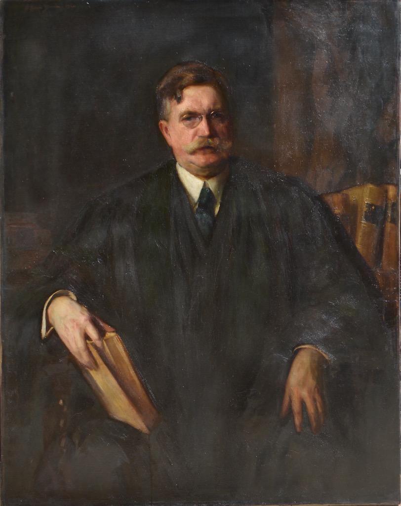 Henry Harris BROWN (1864-1948) British - American
