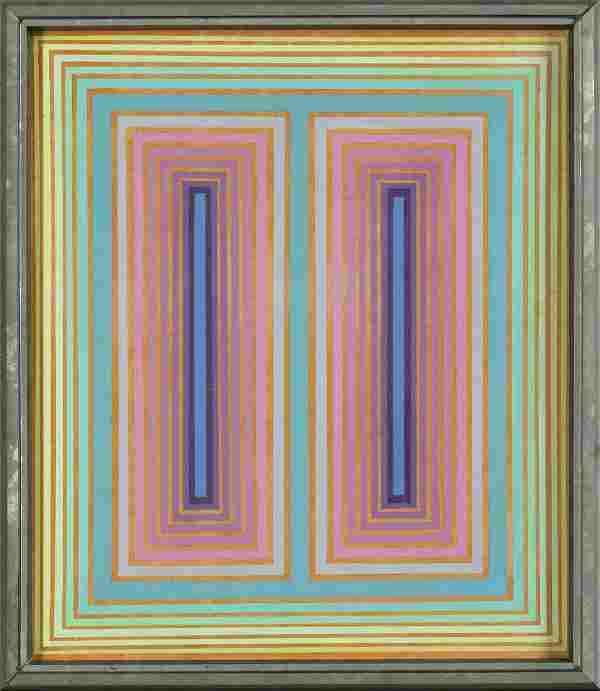 Richard Joseph ANUSZKIEWICZ (1930-2020) American