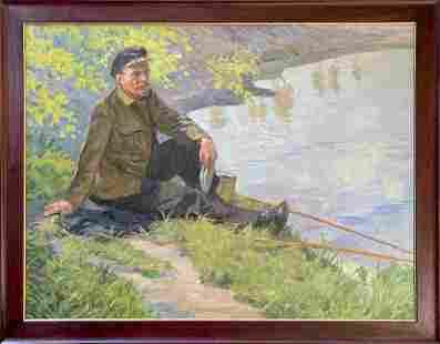 Piotr SLETA (1911-1974) Ukrainian, Soviet