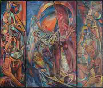 John SHAYN (1901-1977) Ukrainian - American