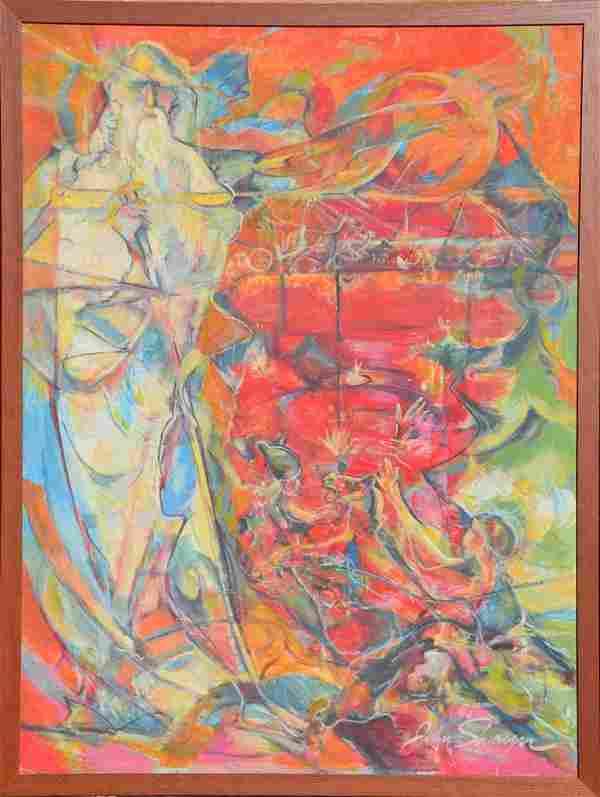John SHAYN (1901-1977) Ukrainian - Russian - American
