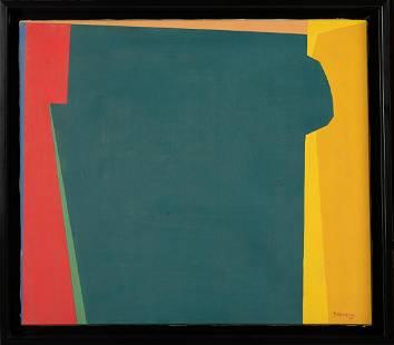 Saliba DOUAIHY (1915-1994) Lebanon - French - American