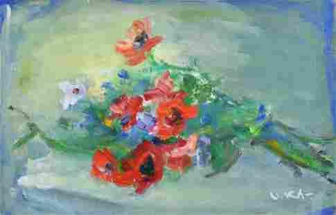 Vasyl KHMELUK (1903-1986) Ukrainian - French