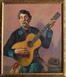 Arthur HAZARD (1872-1930) French - American