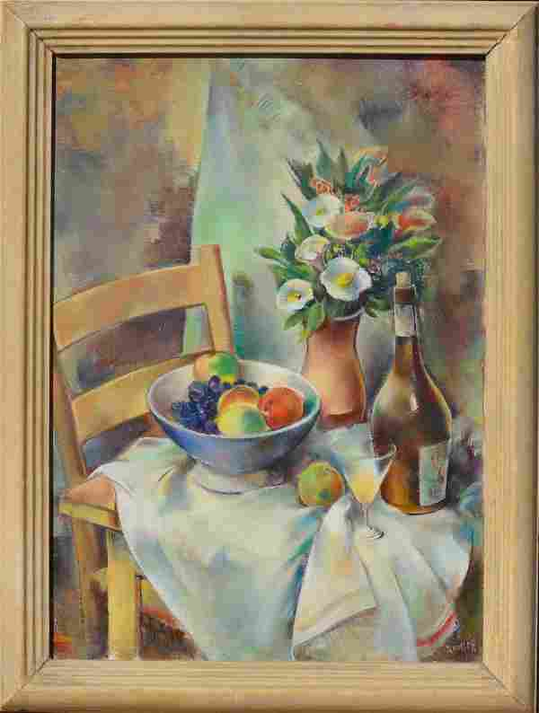 Walter Vladimir Rousseff (1890-1988) Bulgarian -