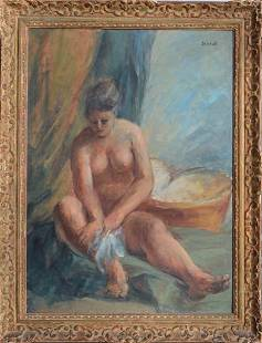 Andre SOLOGOUB 1922-2010 Russian - Ukrainian - French
