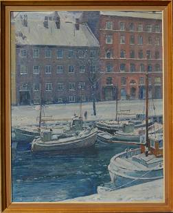Robert PANITZSCH (1879-1949) Danish